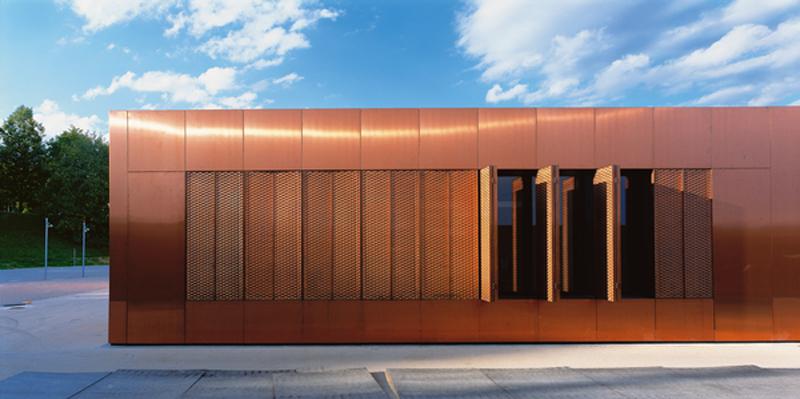 Copper Facade Systems