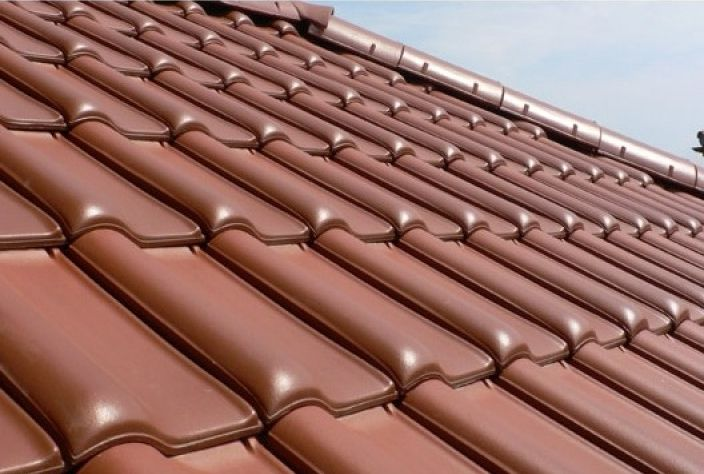 Ceramic Roofing Tile Clay Tile Roof